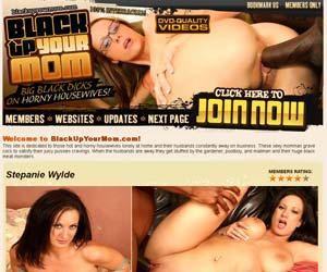 Black Up Your Mom - Big Black Dicks On Horny Housewives!