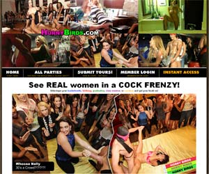 Horny Birds - Bachelorette Parties, Birthdays, All-Girl Parties!