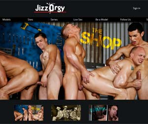 Welcome to Jizz Orgy