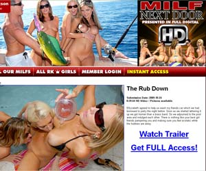 MILF Nextdoor! Real housewives satisfying their needs while their husbands are away!
