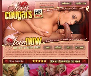 Sexy Cougars!